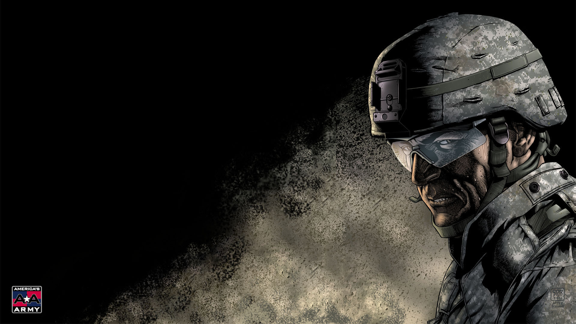 Army Wallpaper Full HD
