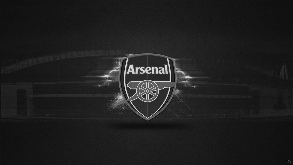 Arsenal Black Wallpaper