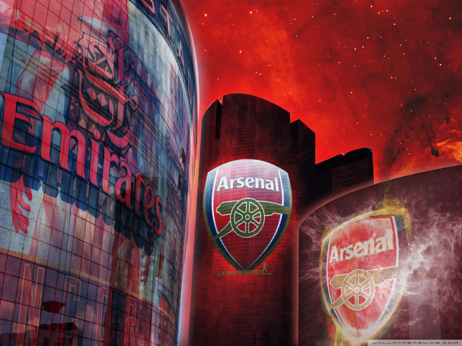 Arsenal Latest Wallpapers