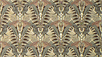 Download Art Deco Floral Wallpaper Gallery