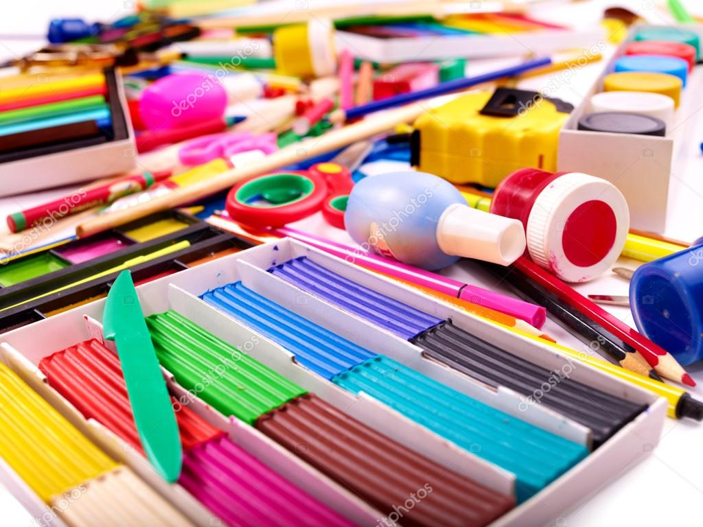 Download Art Supplies Wallpaper Gallery