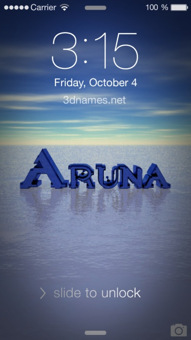 Arun Name Wallpaper