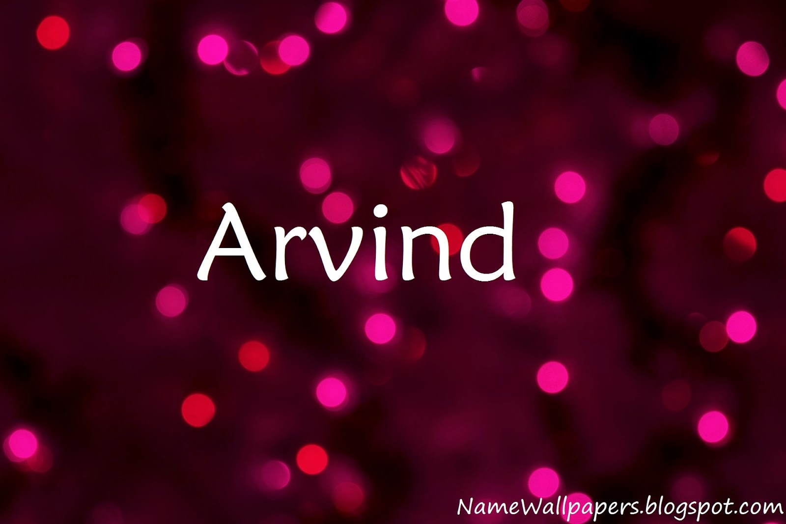 Download Arvind Name Wallpaper Gallery