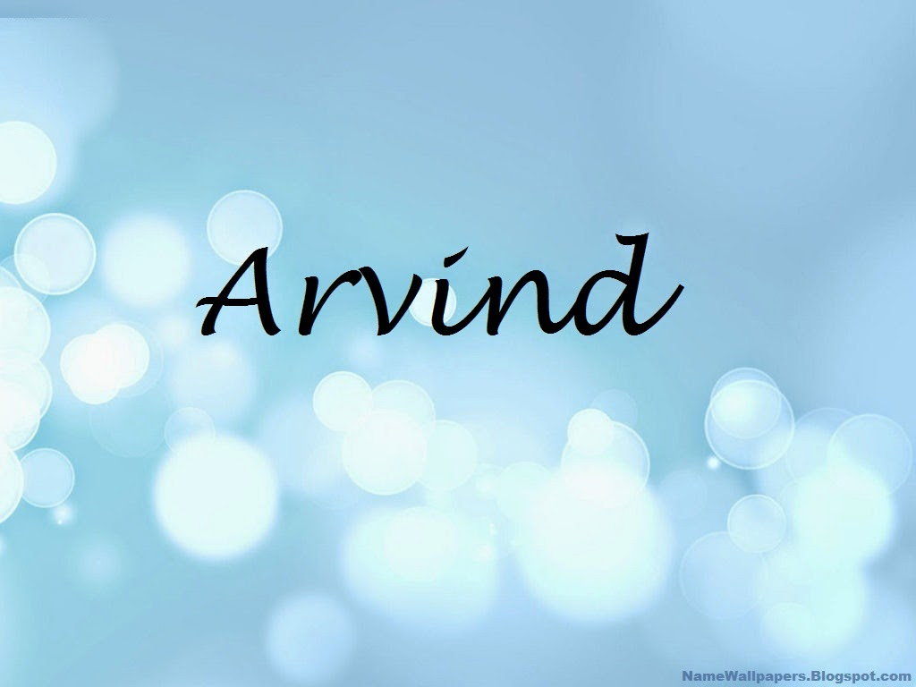 Arvind Name Wallpaper