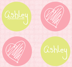 Ashley Name Wallpaper