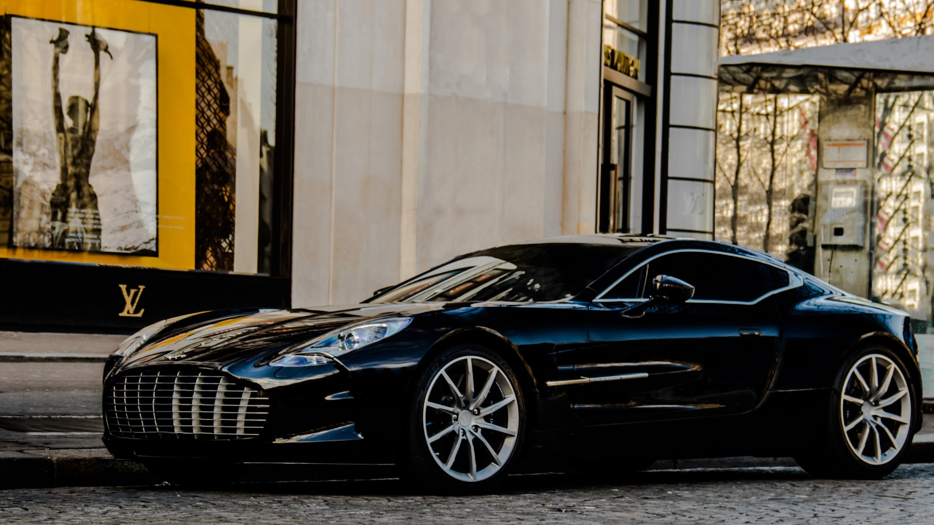 Download Aston Martin One 77 Hd Wallpaper Gallery