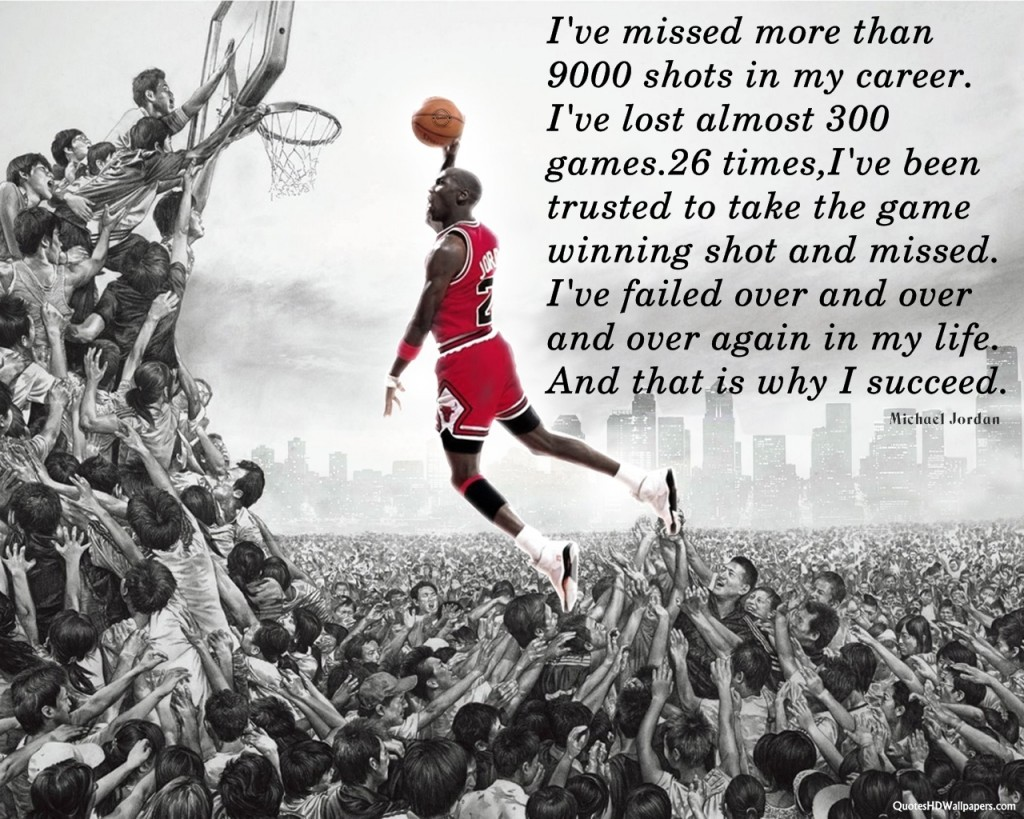 Athlete Quotes Wallpaper