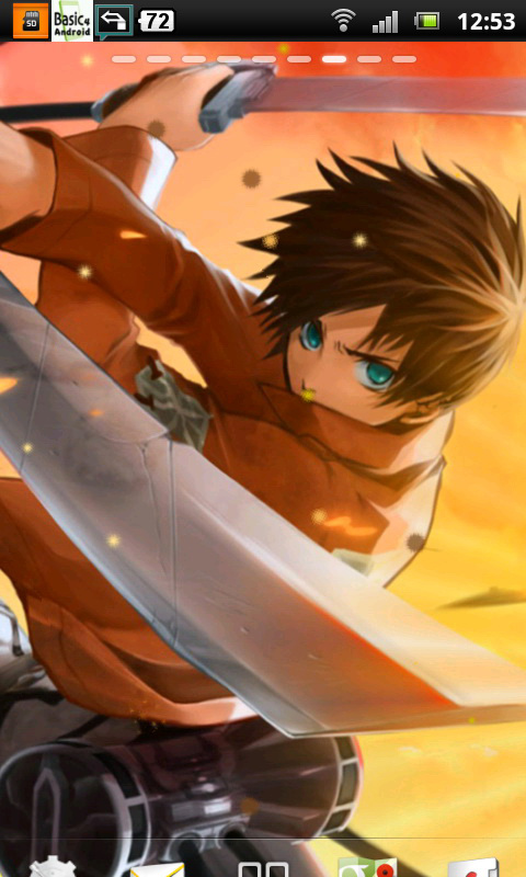 Download Attack On Titan Live Wallpaper Gallery