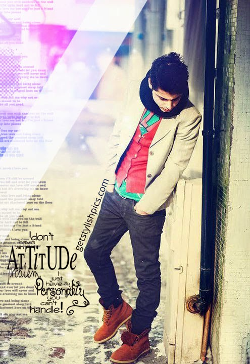 Attitude Boy HD Wallpaper