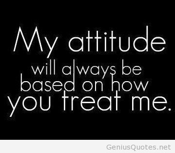 Attitude Wallpaper Quotes