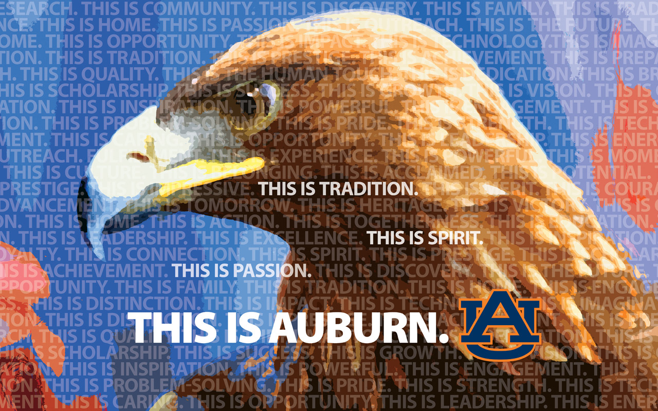Auburn University Desktop Wallpaper
