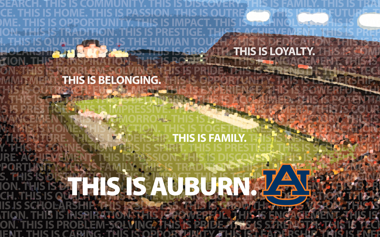 Auburn University Wallpaper