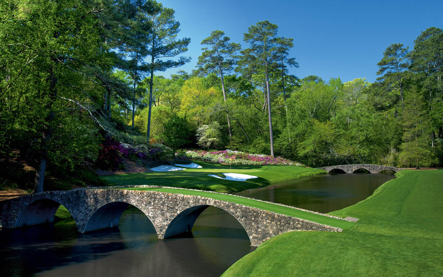 Augusta National Golf Club Wallpaper