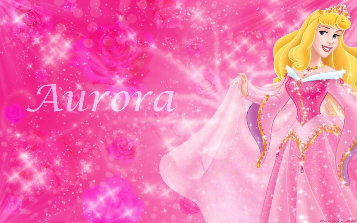 Aurora Disney Wallpaper