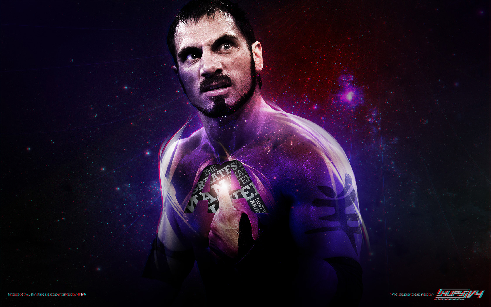 Austin Aries Wallpaper