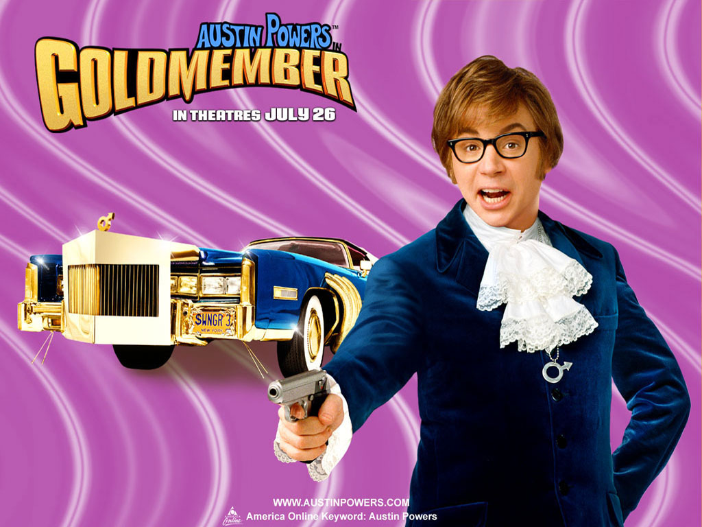 Austin Powers Wallpaper