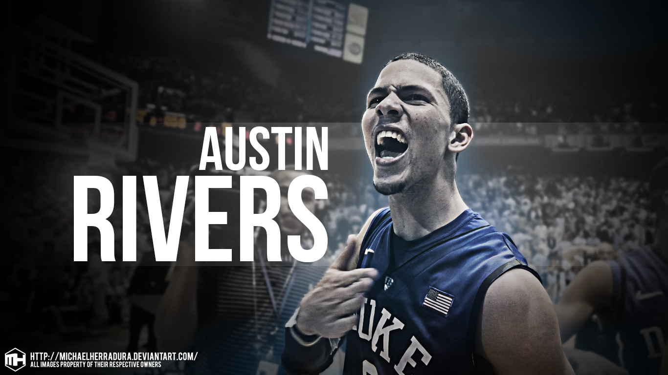 Austin Rivers Wallpaper