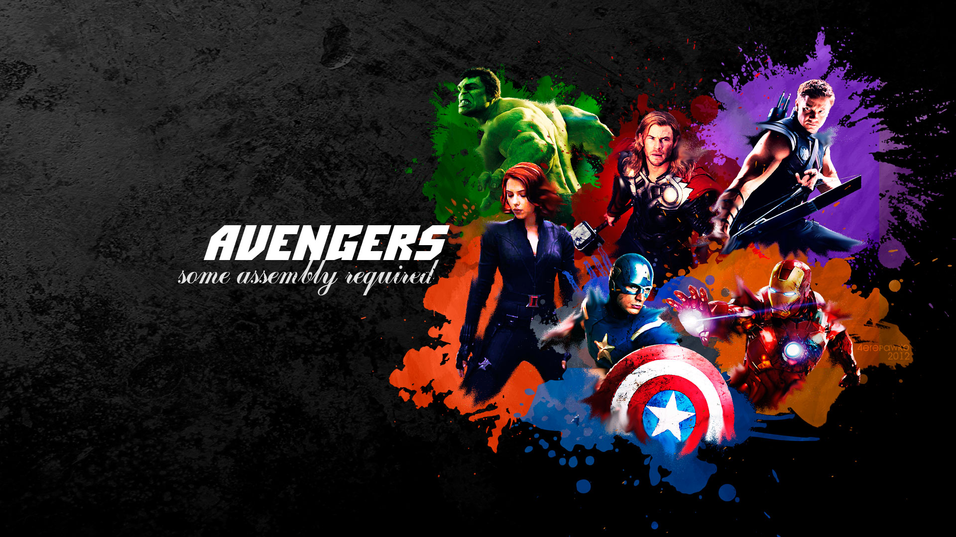 Download Avengers Animated Wallpaper Gallery