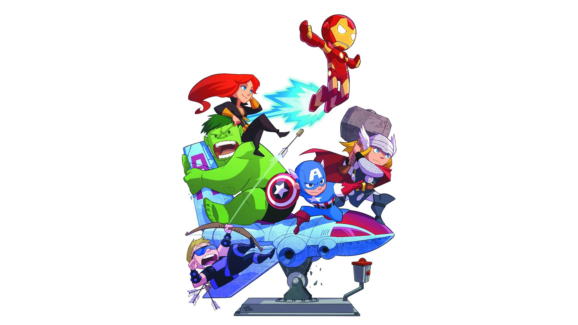 Avengers Animated Wallpaper