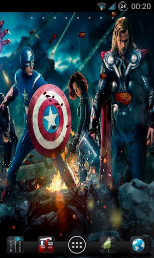 Download Avengers Live Wallpapers Gallery