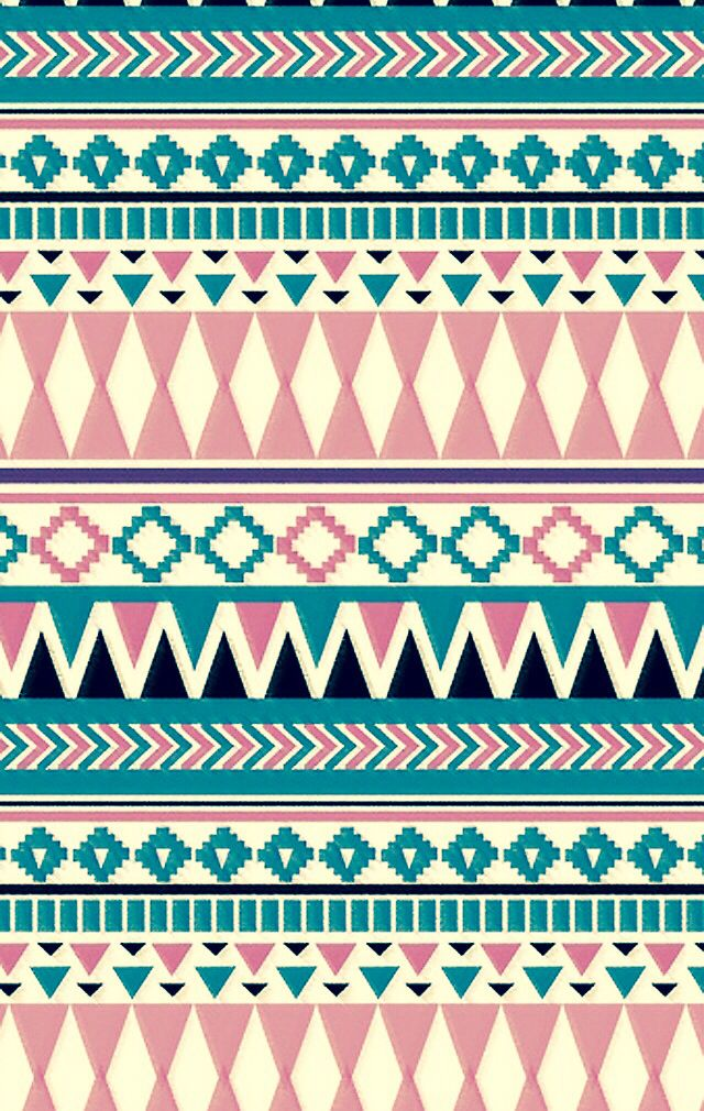 Aztec Print Wallpapers