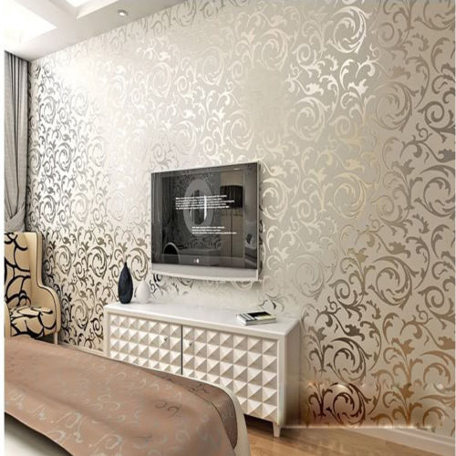 B And Q Gold Wallpaper