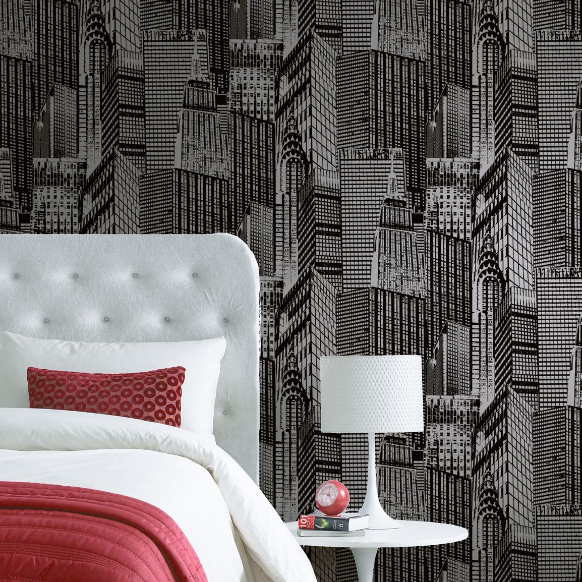 B And Q New York Wallpaper