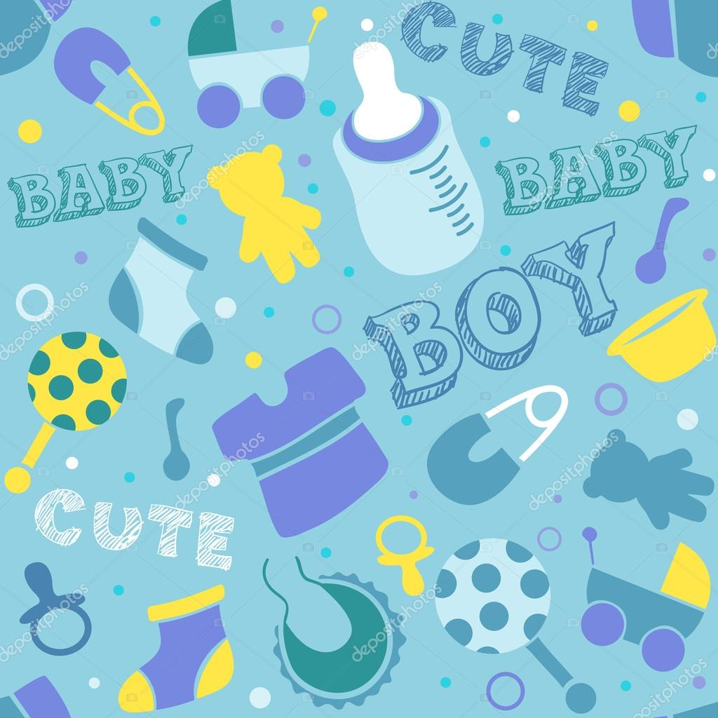 Download baby boy background wallpaper gallery - Baby background ...