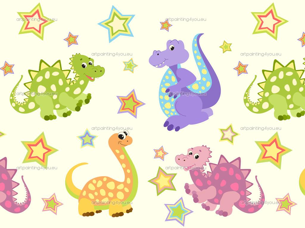Baby Dinosaur Wallpaper
