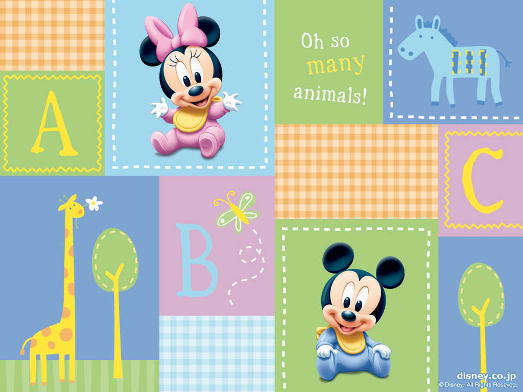 Baby Disney Wallpaper