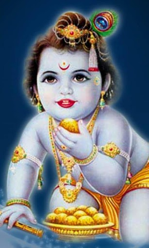 Download Baby Krishna Hd Wallpaper Gallery