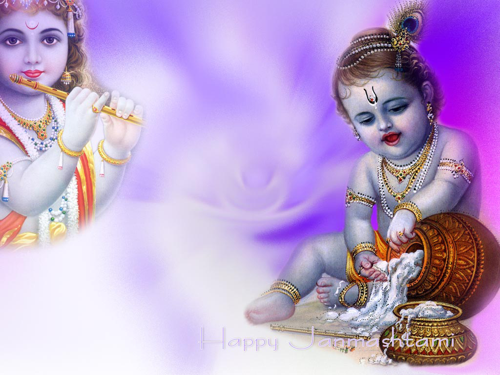 Download Baby Lord Krishna Wallpapers Free Download Gallery