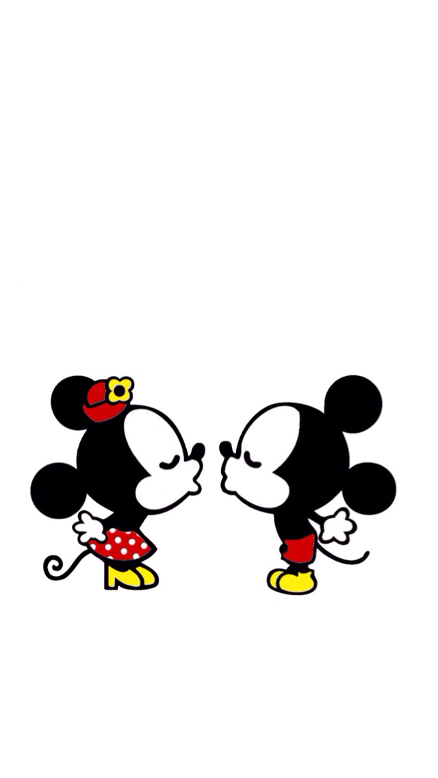 Baby Mickey And Minnie Wallpaper