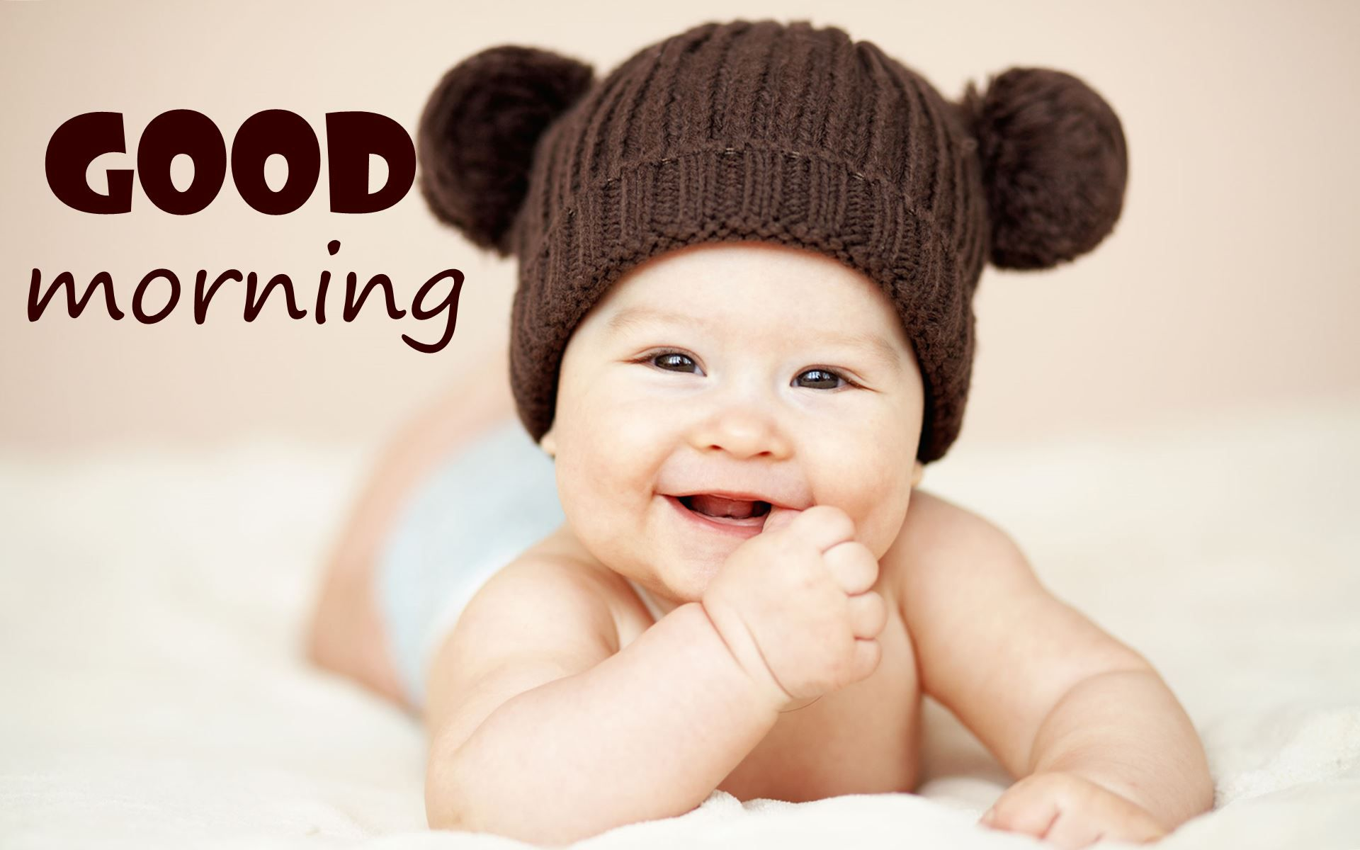 Baby Morning Wallpaper