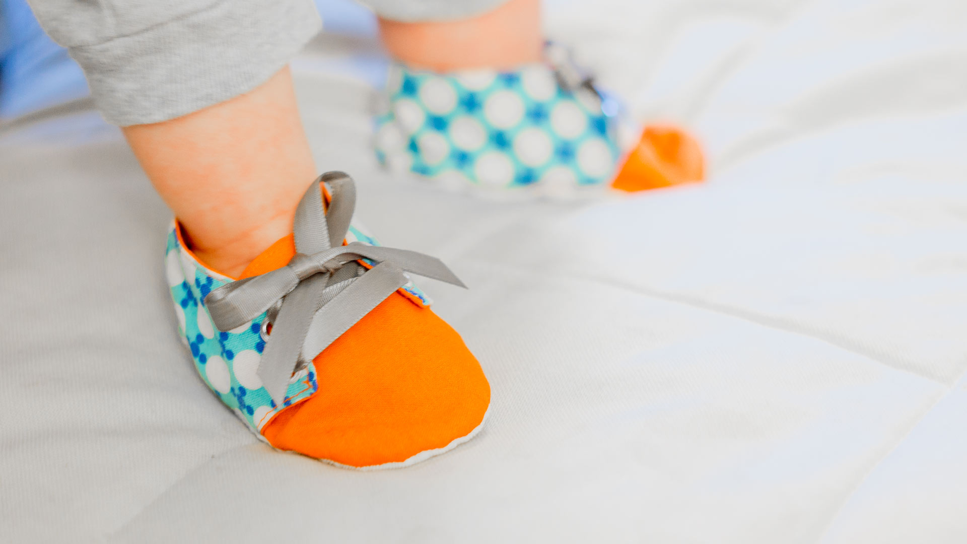 Baby Shoes Wallpaper