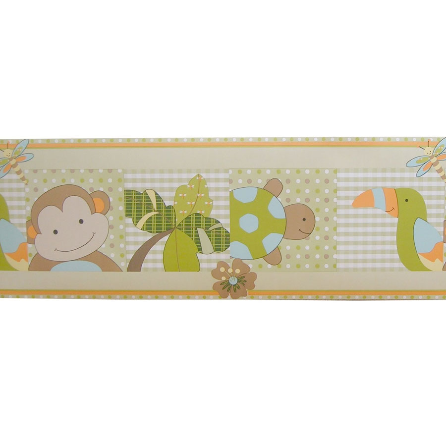 Baby Wallpaper Borders Self Adhesive