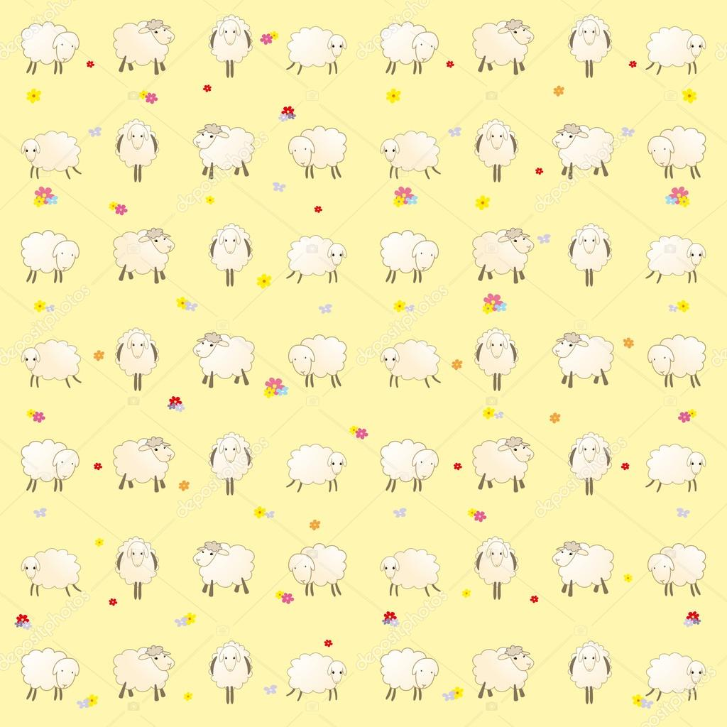 Baby Yellow Wallpaper
