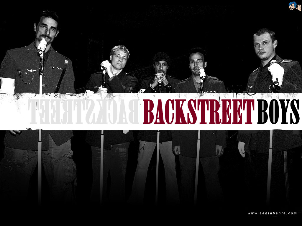 Backstreet Boys Wallpaper