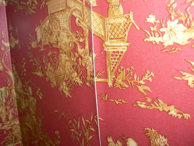 Bad Wallpaper Seams