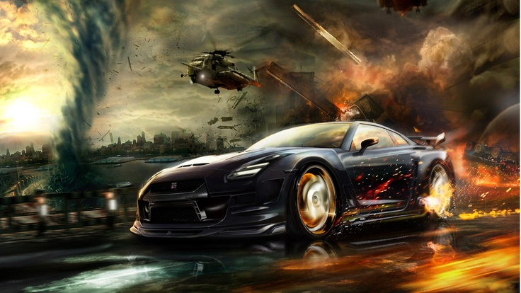 Badass Car Wallpapers