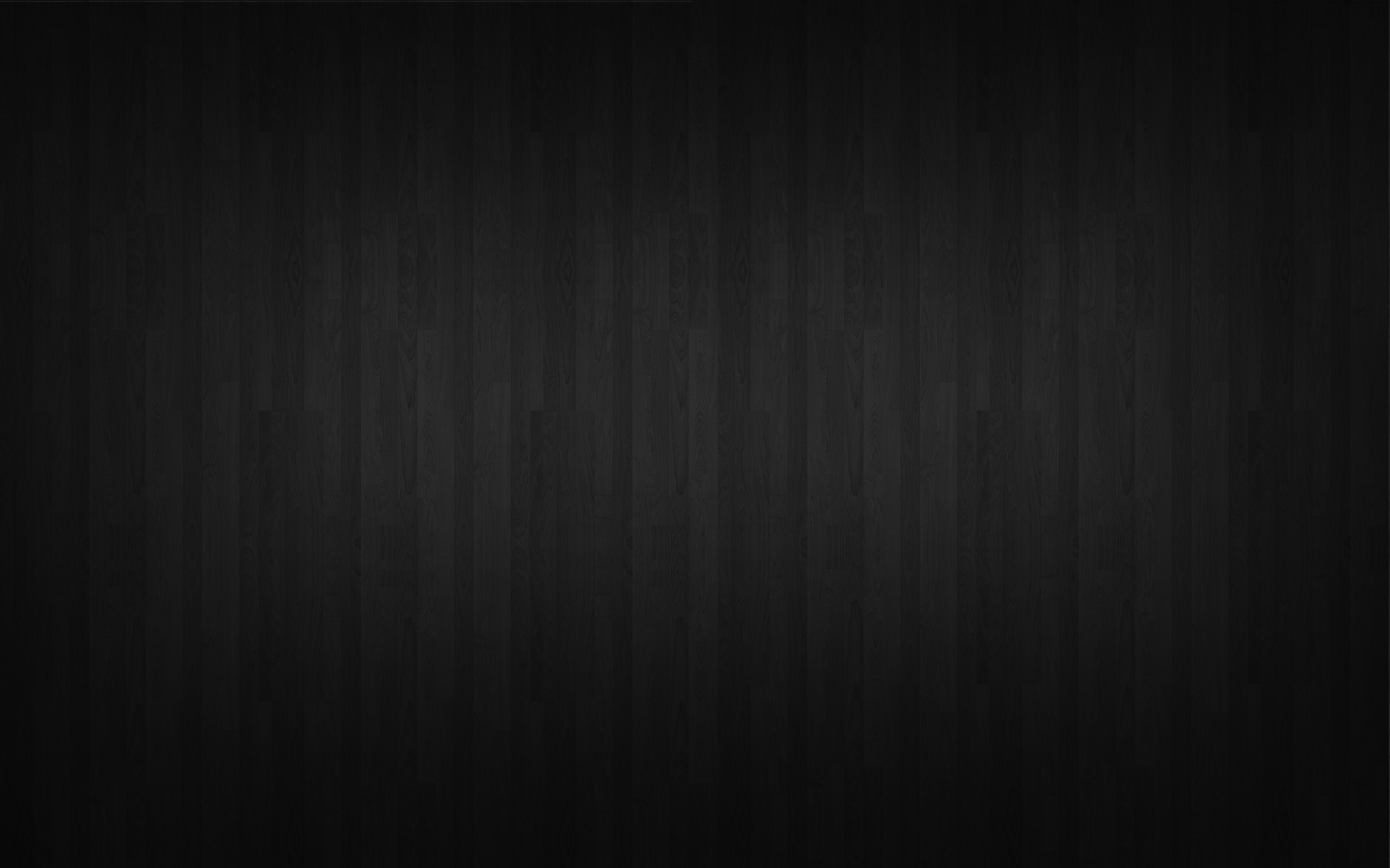Balck Wallpaper