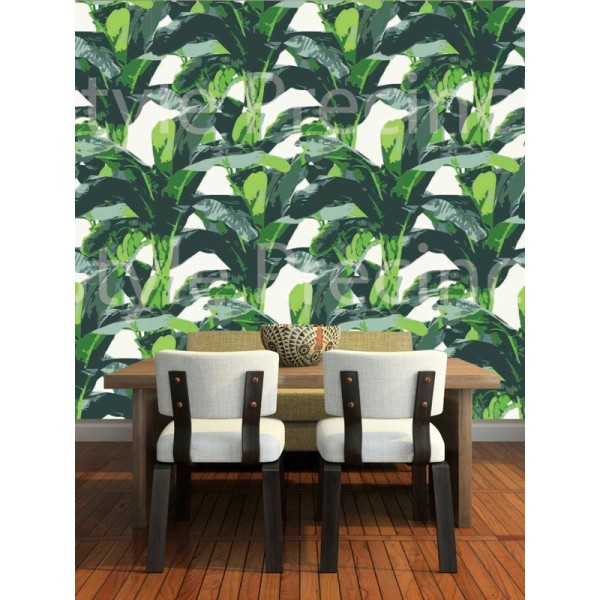 Banana Leaf Wallpaper Australia