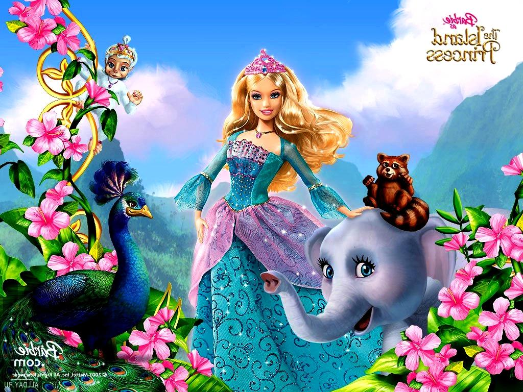 Barbie Animated Wallpapers