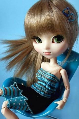 Barbie Doll Live Wallpaper