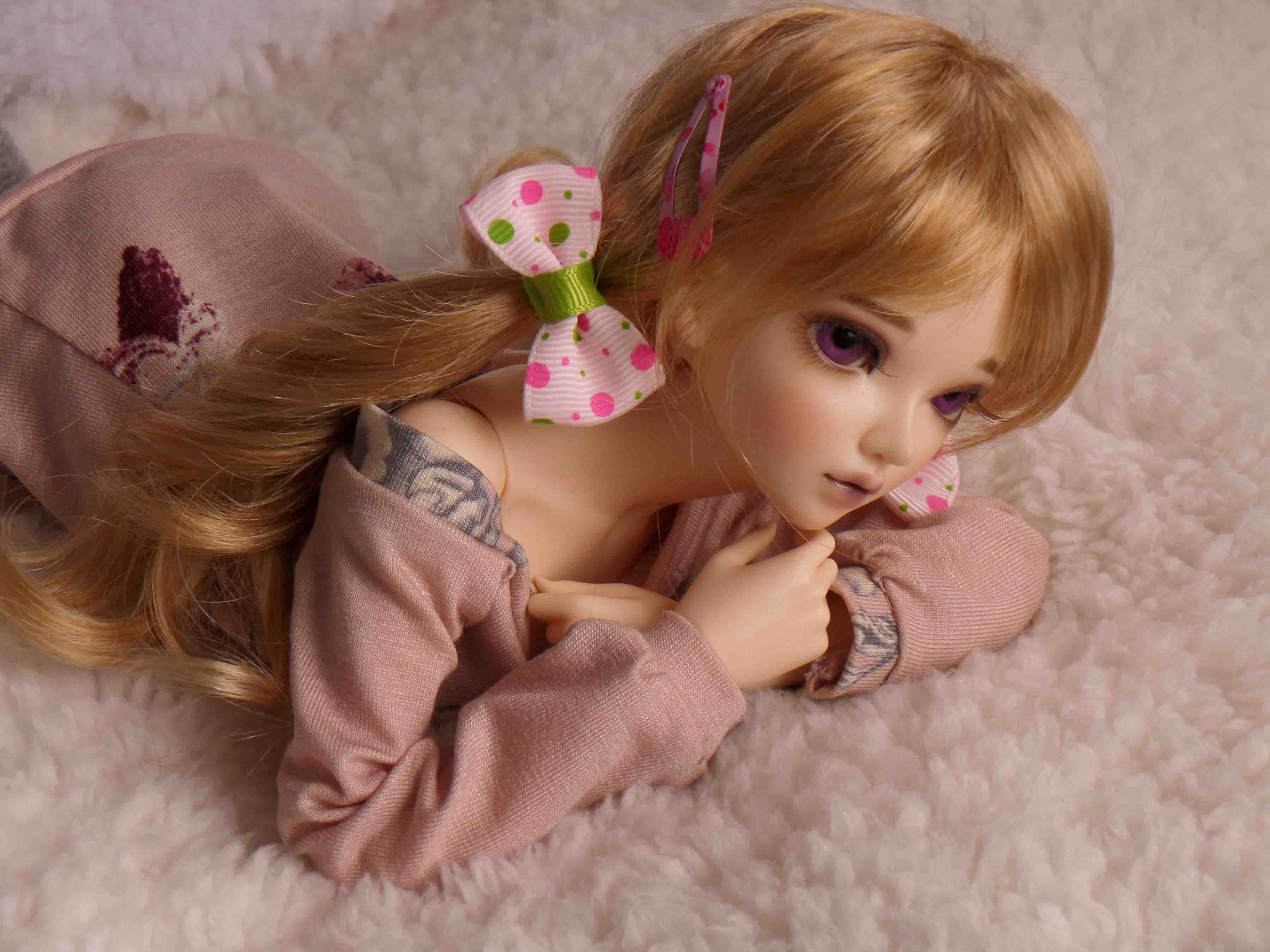 Barbie Doll Wallpaper Free Download