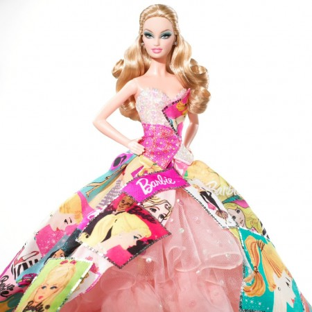 Barbie Dress Wallpaper
