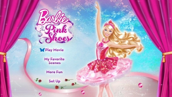 Barbie In The Pink Shoes Wallpaper