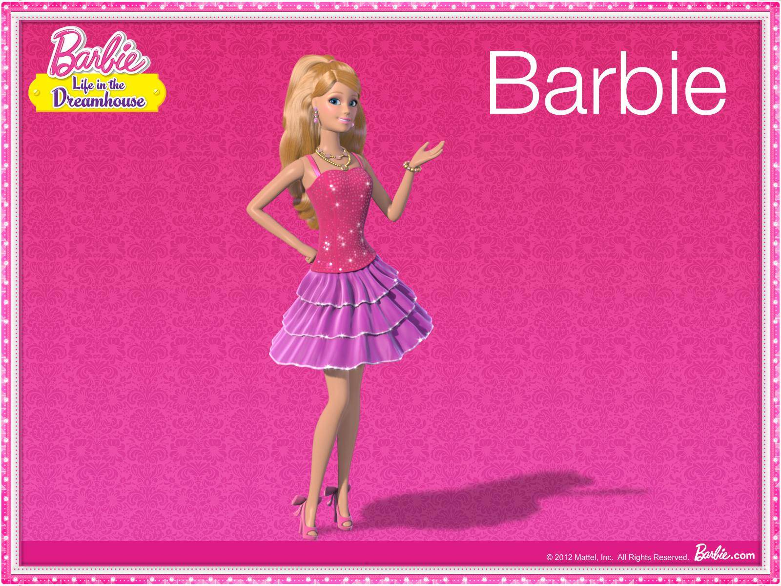 Barbie Life In The Dreamhouse Wallpaper