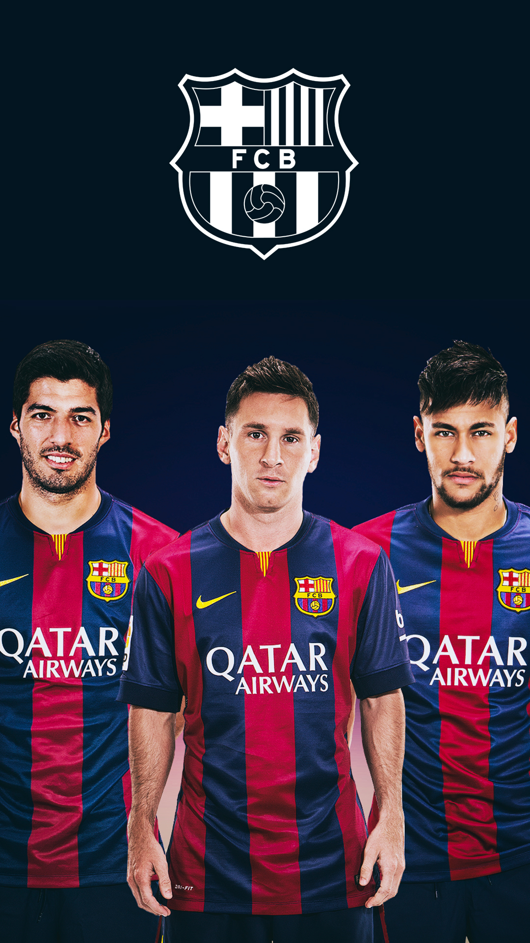 Barcelona Phone Wallpaper