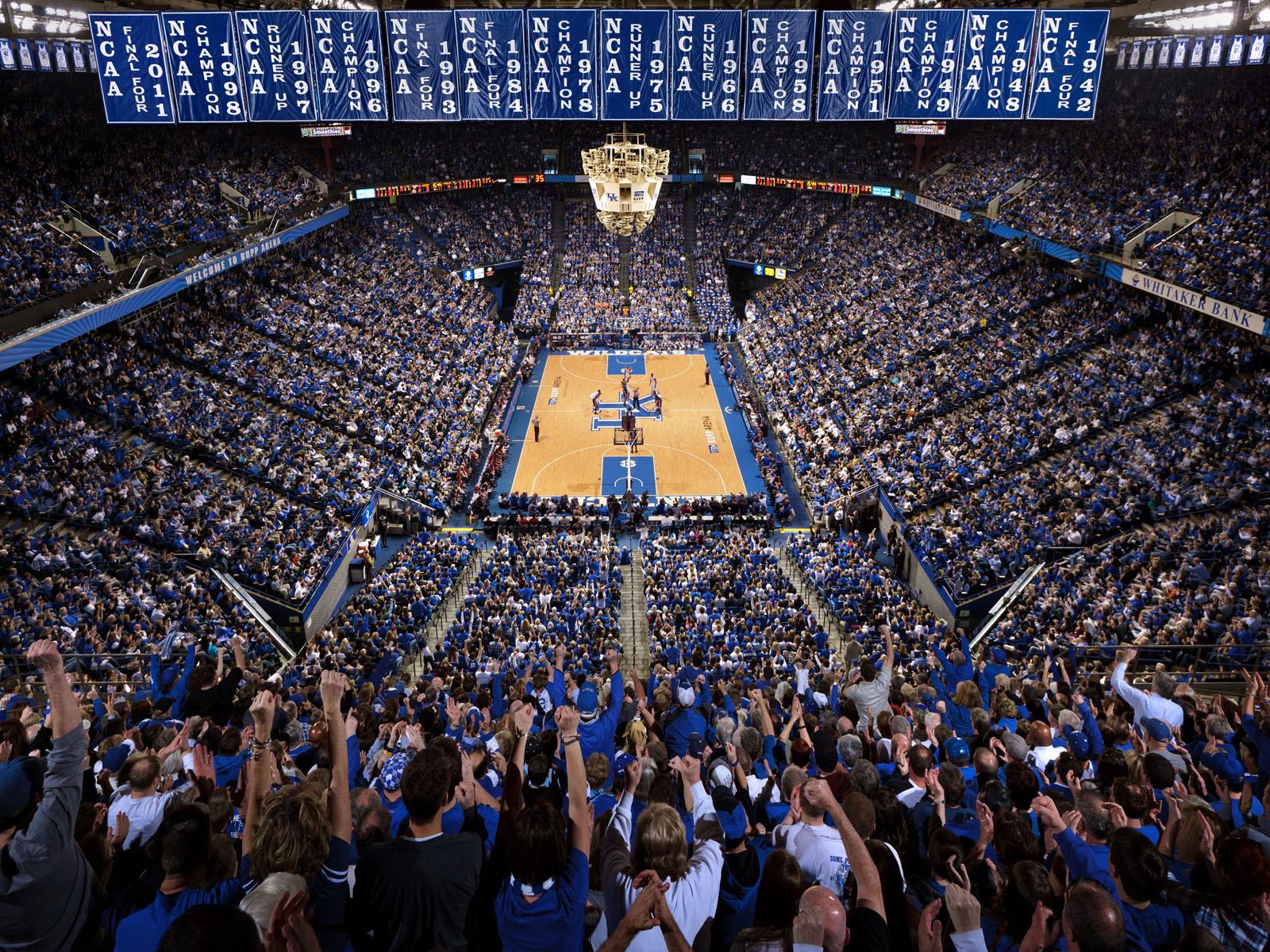 Download Basketball Stadium Wallpaper Gallery